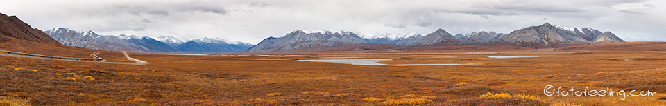 Brooks Range, Dalton Highway, Alaska